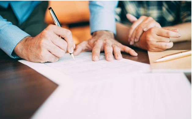 Equipe projet, signature contrat