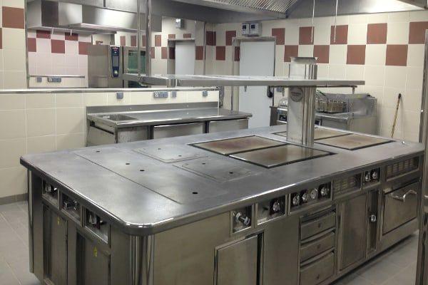 lyon cuisine professionnelle brasserie georges