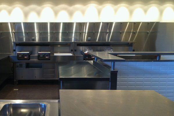 vignette mobilier inox sur mesure cuisine ouverte restauration collective cuisine professionnelle lyon dima