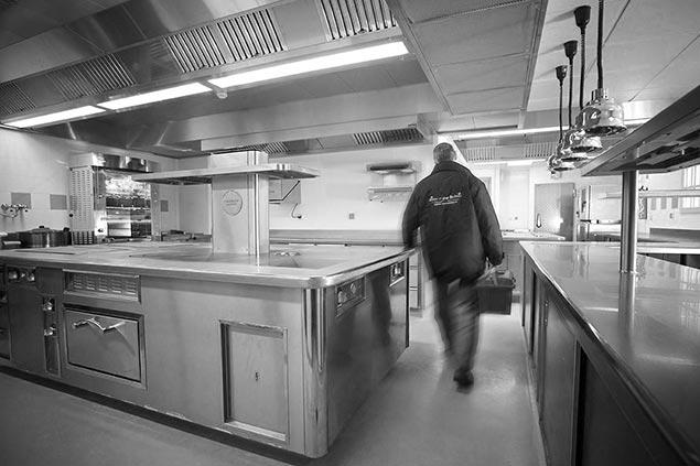 Specialiste De La Cuisine Professionnelle A Lyon Installation