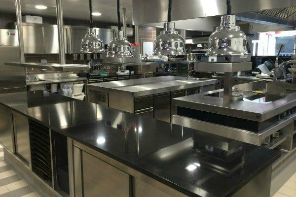 Cuisine professionnelle restaurants lyon