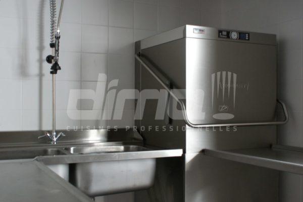 lave vaisselle a capot hobart cuisine professionnelle