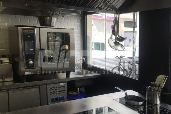 Imouto SCC SelfCooking Center Rational cuisine professionnelle lyon dima réalisation