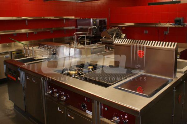 piano charvet cuisine professionnelle dima lyon